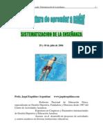 Curso Sistematizacion J Esquitino