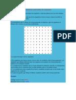 Timbiriche matemático de cuadrados