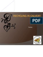 recycling in calvert county