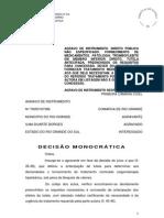 Jurisprudencia Da Camara de Rio Grande Colacionada