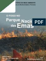 Livro Parque Nacional Emas
