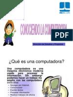 Conociendo La Computadora (1)