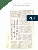 """""""Quando la violenza si veste di 'normalità'"""" (L'Unità, 6 luglio 1979)"""
