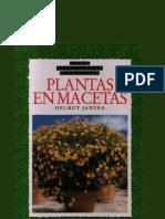 Jantra, Helmut - Plantas en Macetas