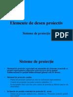 DTI 02 Elemente de Desen Proiectiv