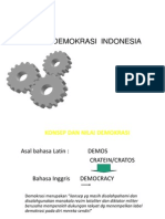 Demokrasi Indonesia 1