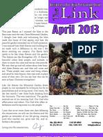 April 2013 LINK Newsletter