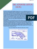 Armas de Atonte (Stun Gun)