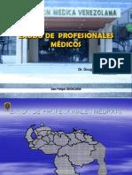 Exodo de Profesionales Medicos