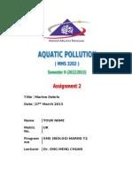 Assignment 2 Template - SMS Biologi Marin.doc