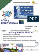 PresentacionAguayBiodiversidad MAF