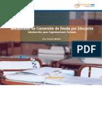 Conversion Deuda Por Educacion.ses-Castellano.(03-2007)
