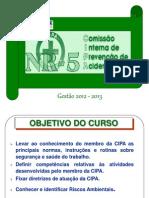Treinamento_ CIPA_2012_2013