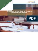 Conversion Deuda Por Educacion.ses-Ingles.(03-2007)