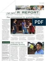 U of R Report - March 9th, 2009