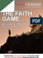 "The Sydney Globalist Volume VIII, Issue II - ""The Faith Game"