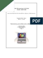Herramientas  para la Educación a Distancia EUA 2002