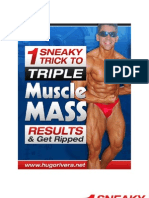 Triple Muscle Mass