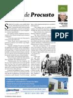 O LEITO DE PROCUSTO - HISTÓRIAS DE SIMPLORIM - POR ASTÊNIO ARAÚJO