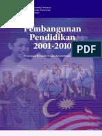 Pembangunan Pendidikan 2001-2010