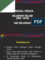 940_2 Sejarah Islam(500-1918)