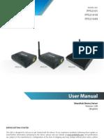 Prolink ShareHub Device Server
