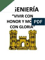 HISTORIA Y LEYENDAS DEL ARMA DE INGENIERÍA