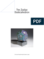 Zodiac Dodecahedron