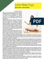 Articulo s Maha Yoga 3
