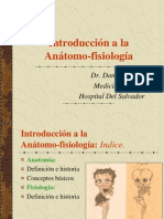 Clase I Anatomia