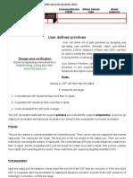 User Defined Primitives in Verilog _ElectroSofts3
