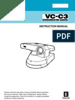 Canon Vc-c3 Inst