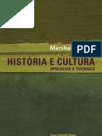 SAHLINS, Marshall - História e Cultura