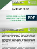 Aplicaciones de Iva (1)