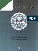 Asenath Mason - Book of Mephisto
