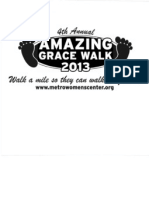 4th Annual Walk for Life Logo