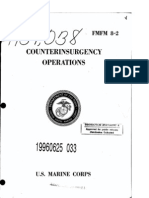 FMFM 8-2 Counterinsurgency Operations USMC, 1967