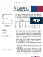 Asia Offshore Sector & Q3 Previews 2011
