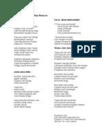 Lagu Kadet Polis