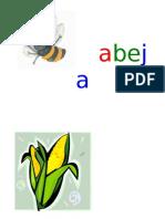 Abcd - Silabas