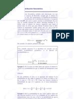 2.11 Distribución Geométrica EJERCICIOS