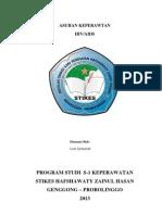 askep pnemonia komprehensif