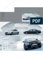 Audi A8 W12 Brochure