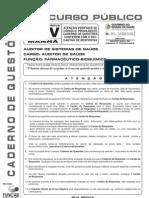 D89 - Farmacêutico Bioquímico - V