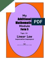 Linear Law 2010