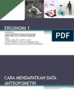 12. Dp2213 Cara Mendapatkan Standar Deviasi Data Antropometri