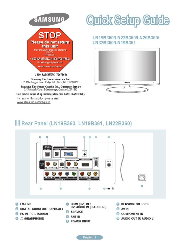 BN68-01976D-00Eng-0210 pdf | Hdmi (7 views)