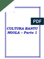 Cultura Bantu Parte 1