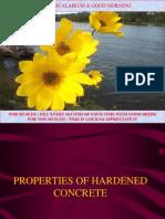 1.14 Properties of Hardened Concrete