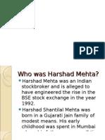 17227215 Harshad Mehta Scam